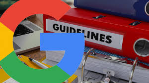 Guidelines for Google's Search Quality Raters