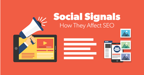 seo ROLE OF SOCIAL SIGNALS IN BOOSTING SEO