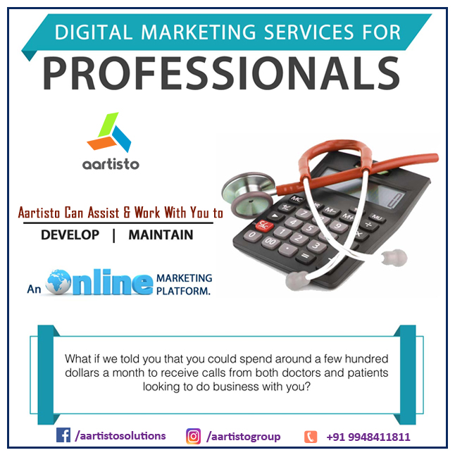 11thFeb Digital Marketing and Branding Services for Doctors