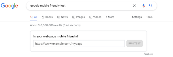 google-mobile-friendly-test Free tools for good online search presence