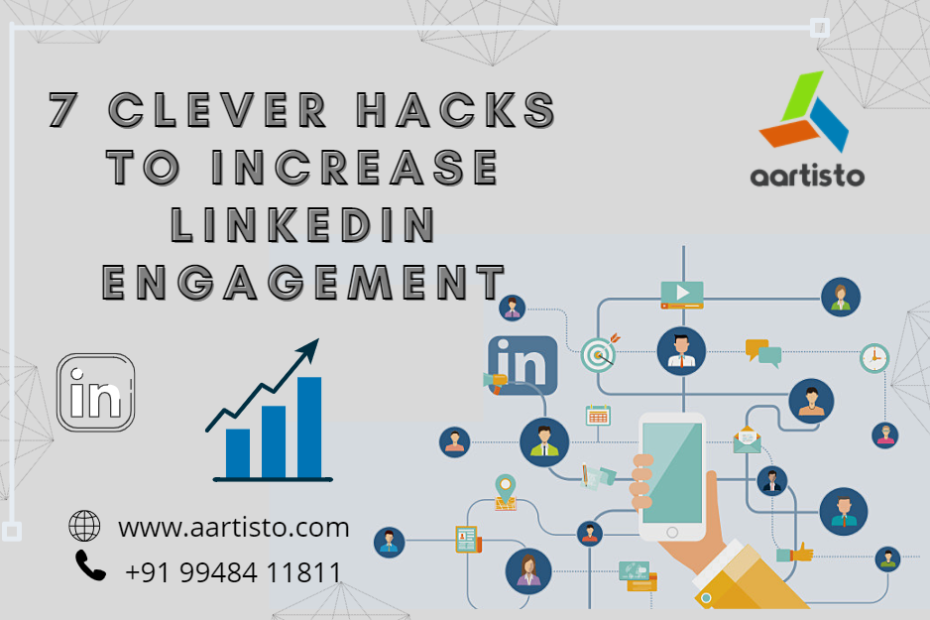 Clever hacks to increase LinkedIn engagement