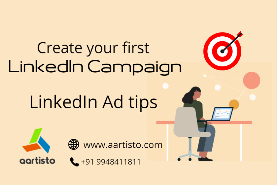 How to create your first campaign in LinkedIn