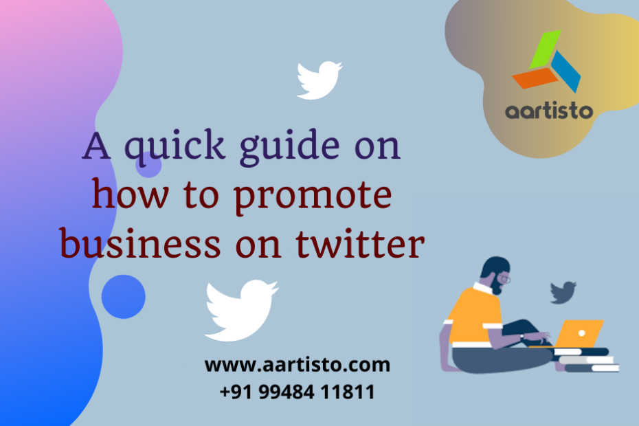 Promote business on Twiter