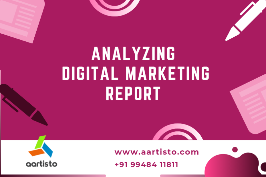 What are the metrics that ceos look for analyzing digital marketing reports