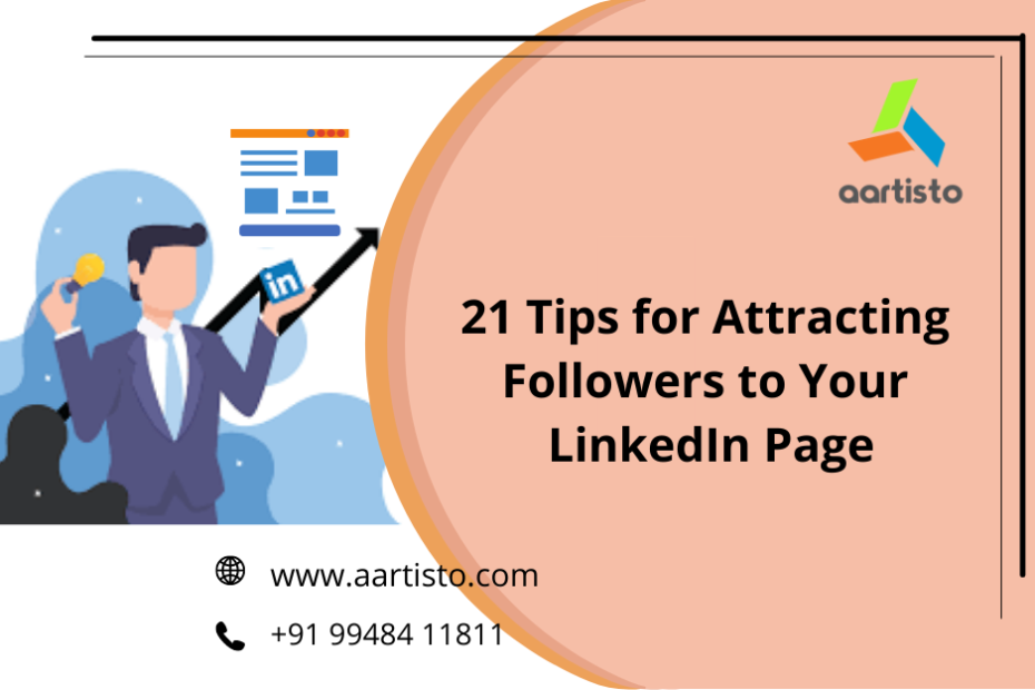 How to increase followers to you LinkedIn page