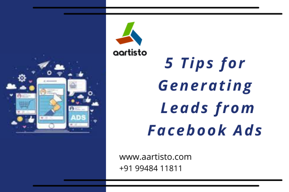 Generating leads from Facebook Ads